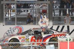 NASCAR: June 20 Northern Tool.com 250 stock photography