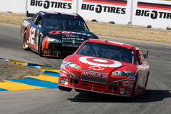 NASCAR:  June 20 Toyota/Save Mart 350 Stock Images