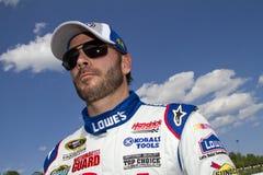 NASCAR:  June 25 LENOX Tools 301 Stock Images