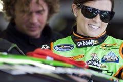NASCAR:  June 25 New England 200 Royalty Free Stock Photos