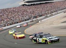 NASCAR:  June 27 LENOX Tools 301 Stock Image