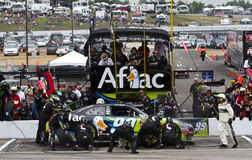 NASCAR:  June 27 LENOX Tools 301 Royalty Free Stock Photography