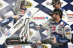 NASCAR:  June 27 LENOX Tools 301 Stock Photography
