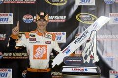 NASCAR: June 28 Lenox Industrial Tools 301 royalty free stock photography