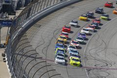 NASCAR: June 30 Overton`s 300 Stock Photography