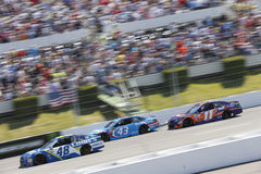 NASCAR: June 11 Pocono 400 Royalty Free Stock Image
