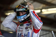 NASCAR: June 23 Toyota/Save Mart 350. June 23, 2017 - Sonoma, CA, USA: Kevin Harvick 4 hangs out in the garage during practice for the Toyota/Save Mart 350 at Royalty Free Stock Images