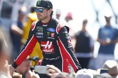 NASCAR: June 24 TOYOTA/SAVE MART 350. June 24, 2018 - Sonoma, California , USA: Kurt Busch 41 gets ready for the TOYOTA/SAVE MART 350 at Sonoma Raceway in Sonoma Stock Photography
