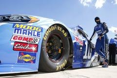 NASCAR: Juni 02 amerikanska motorförbundet 400 Royaltyfri Bild
