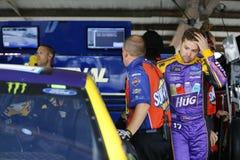 NASCAR: Juni 03 amerikanska motorförbundet 400 Fotografering för Bildbyråer