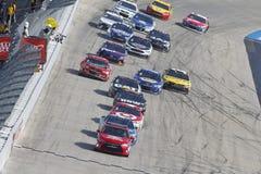 NASCAR: Juni 04 amerikanska motorförbundet 400 Fotografering för Bildbyråer