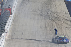 NASCAR: Juni 04 amerikanska motorförbundet 400 Arkivfoton