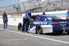 NASCAR: Juni 02 amerikanska motorförbundet 400 Arkivbilder