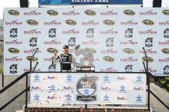NASCAR: Juni 01 Fedex 400 Arkivfoto