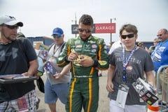 NASCAR: Juni 08 FireKeepers kasino 400 Royaltyfri Bild