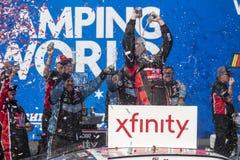 NASCAR: 29 juni het Kamperen Wereld 300 royalty-vrije stock foto
