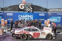 NASCAR: 29 juni het Kamperen Wereld 300 stock foto's