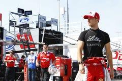 NASCAR: 16 juni Iowa 250 Royalty-vrije Stock Foto