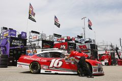 NASCAR: 16 juni Iowa 250 Stock Afbeelding