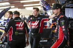 NASCAR: Juni 30 Overton ` s 400 Arkivbild