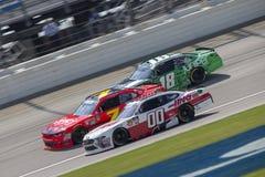 NASCAR: Juni 30 Overton ` s 300 royaltyfri bild