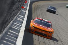 NASCAR: Juni 30 Overton ` s 300 Royaltyfria Bilder