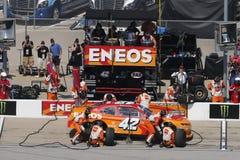 NASCAR: Juni 30 Overton ` s 300 Arkivbild