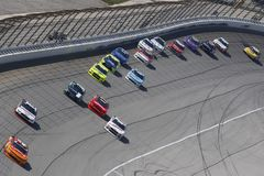 NASCAR: Juni 30 Overton ` s 300 Arkivfoton
