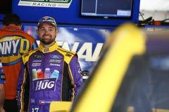 NASCAR: Juni 01 Pocono 400 Royaltyfria Foton