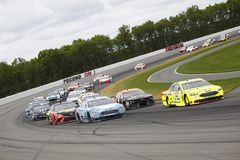 NASCAR: Juni 03 Pocono 400 Arkivfoton