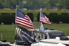 NASCAR: Juni 01 Pocono 400 Royaltyfri Fotografi