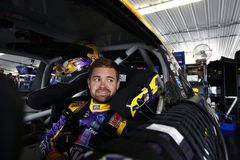 NASCAR: Juni 01 Pocono 400 Arkivfoto