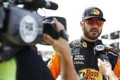 NASCAR: Juni 01 Pocono 400 Arkivbilder