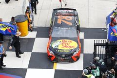 NASCAR: Juni 03 Pocono 400 Royaltyfria Foton