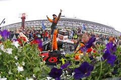 NASCAR: Juni 03 Pocono 400 Arkivbilder