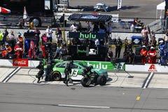 NASCAR: Juni 11 Pocono 400 Arkivfoton
