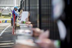 NASCAR: Juni 09 Pocono 400 Fotografering för Bildbyråer