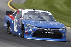 NASCAR: Juni 01 Pocono gräsplan 250 Royaltyfria Bilder