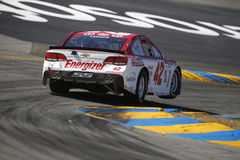 NASCAR: Juni 23 Toyota/räddningmarknad 350 Arkivbilder