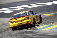 NASCAR: Juni 23 Toyota/räddningmarknad 350 Royaltyfri Bild