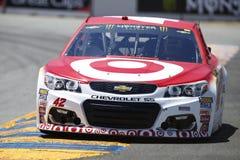 NASCAR: Juni 23 Toyota/räddningmarknad 350 Arkivfoton