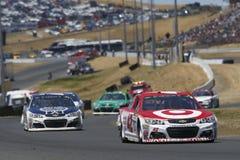 NASCAR: Juni 25 Toyota/räddningmarknad 350 Arkivfoton