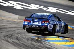 NASCAR: Juni 23 Toyota/räddningmarknad 350 Arkivbild