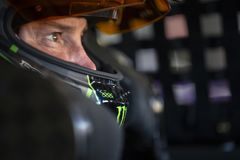 NASCAR: Juni 22 TOYOTA/SAVE MARKNAD 350 Arkivfoto