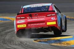 NASCAR: Juni 22 TOYOTA/SAVE MARKNAD 350 Royaltyfria Foton