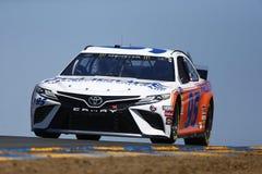 NASCAR: Am 21. Juni TOYOTA-/SAVEhandelszentrum 350 lizenzfreie stockfotografie