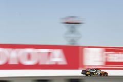NASCAR: 24 juni Toyota/sparen Markt 350 Royalty-vrije Stock Foto