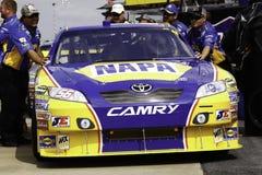 NASCAR - Junior #56 di Truex tutta la stella Camry Immagini Stock