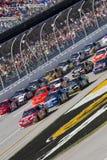 NASCAR : Jus 500 d'énergie du 31 octobre ampère Image libre de droits