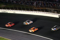 NASCAR - Kahne leads Stewart Stock Image